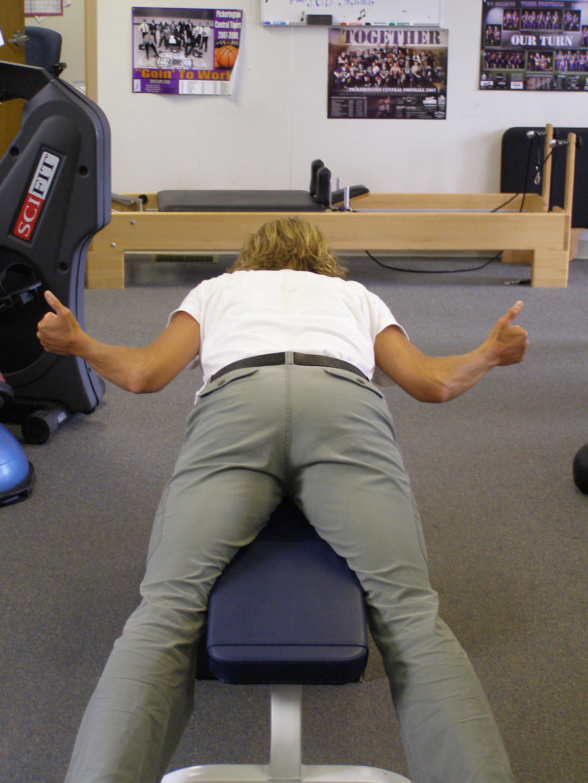 Fab Four Posture Exercises Chriskolba S Weblog